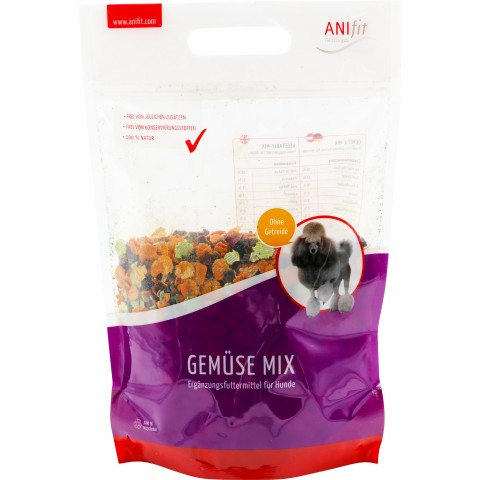 Gemüse-Mix 650g (1 Stück)